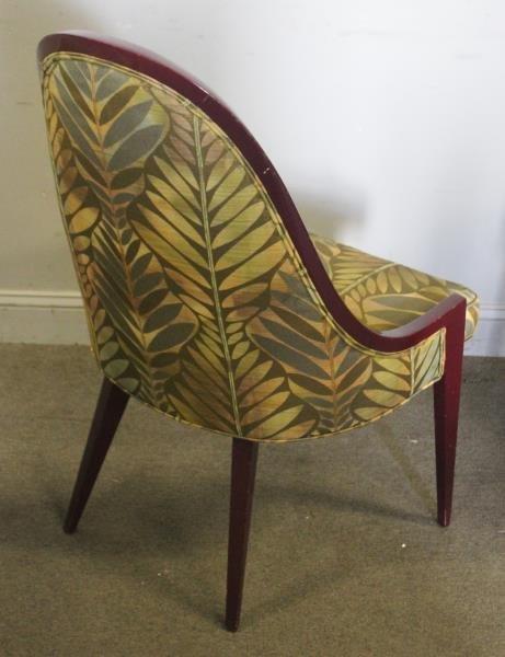 Midcentury Pair of Harvey Probber Gondola Chairs. - 2