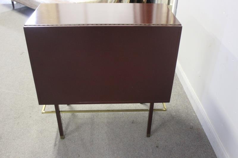 Midcentury Harvey Probber Lift Top Bar Cabinet. - 5