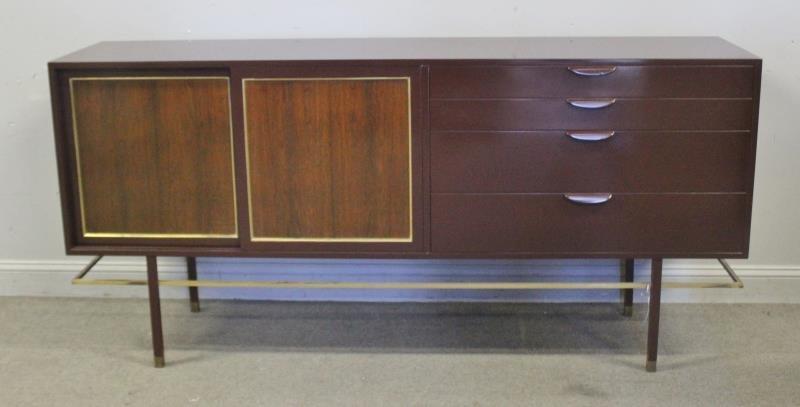 Midcentury Harvey Probber Buffet Cabinet.