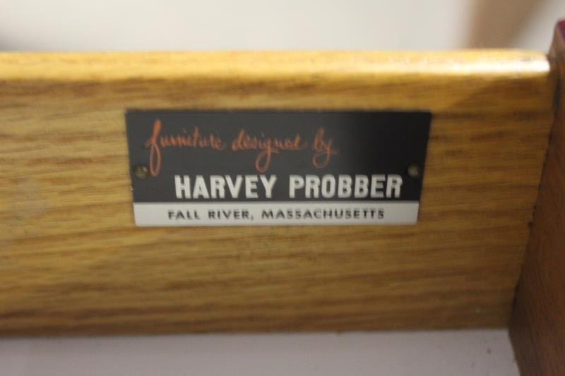 Midcentury Harvey Probber Buffet Cabinet. - 4