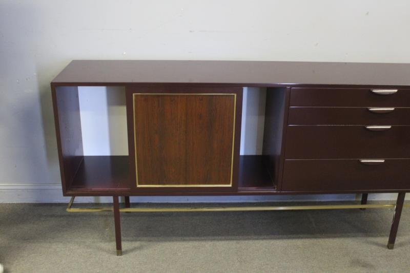 Midcentury Harvey Probber Buffet Cabinet. - 5