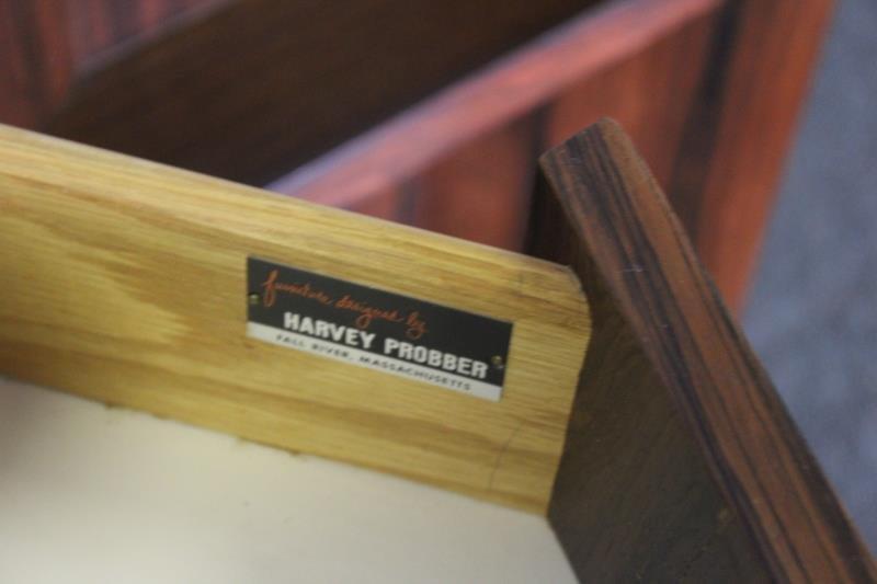 Midcentury Harvey Probber Pedestal Bar. - 2