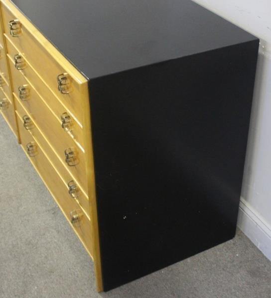 Midcentury Paul Frankl Double Dresser. - 4