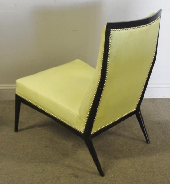 Midcentury Pair of Paul McCobb Slipper Chairs. - 2