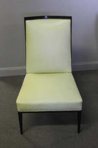 Midcentury Pair of Paul McCobb Slipper Chairs. - 4