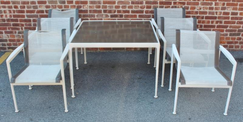 Midcentury Richard Schultz For Knol Dining Set.