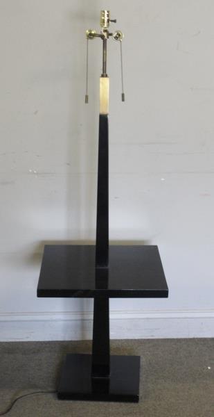 Midcentury Tommi Parzinger Lamp Table.