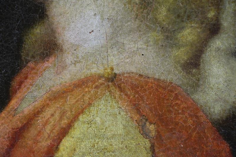 16th/17th C. Florentine School. Angel Gabriel. - 4