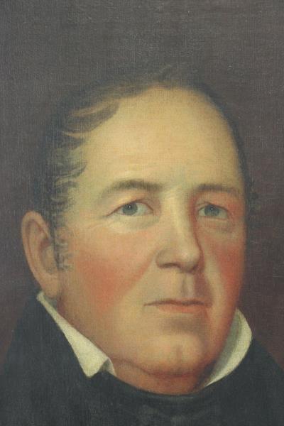 American School 19th C. Oil / Canvas Portrait of - 3