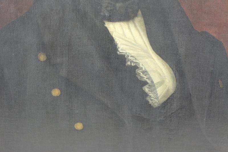 American School 19th C. Oil / Canvas Portrait of - 4
