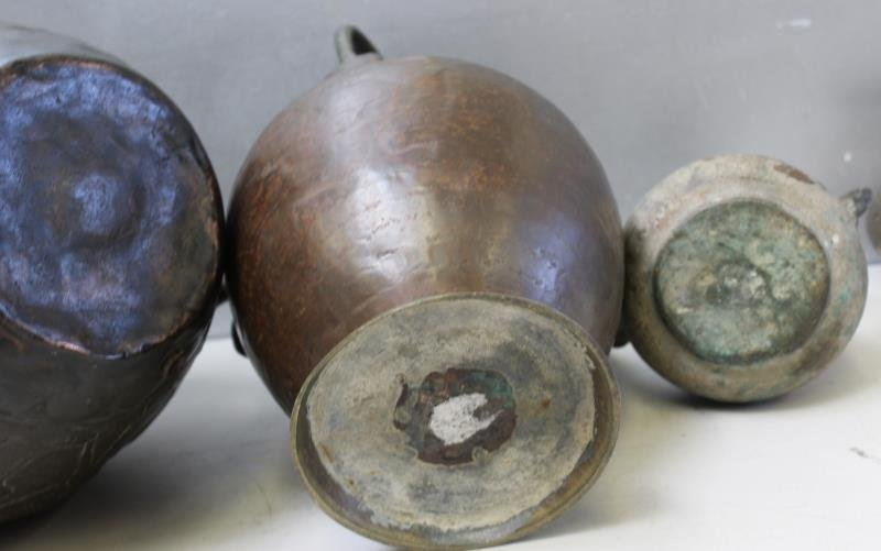 Persian Antiquities, lot of 5 Items To Inc, - 10