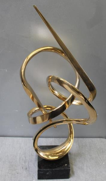 KIEFF, Antonio Grediaga .Signed & Numbered Bronze - 2