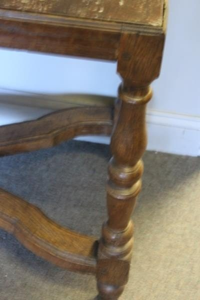 Antique Continental Marbletop Table. - 3