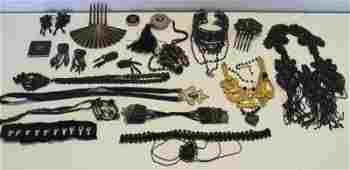 JEWELRY. Assorted Grouping of Necklace and