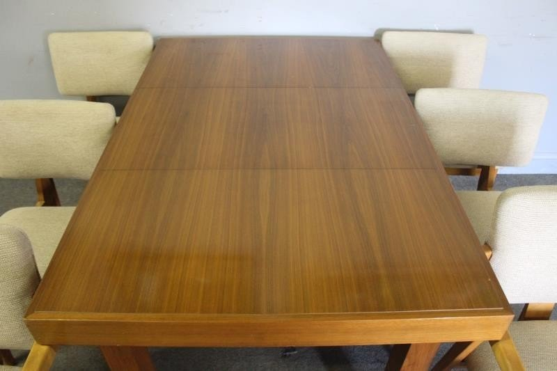 Early George Nelson; Herman Miller Dining Set. - 2
