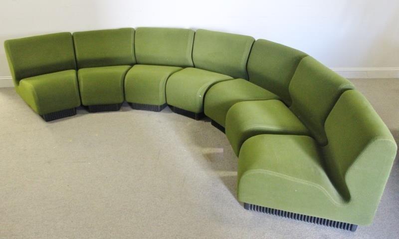 Dan Chadwick for Herman Miller Modular Sofa.