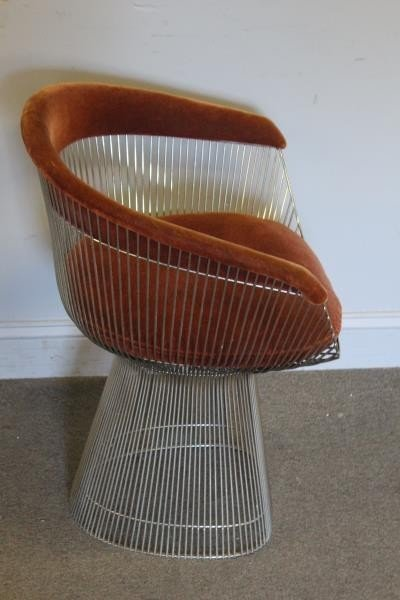 Midcentury Warren Platner; Knoll Arm Chair. - 2