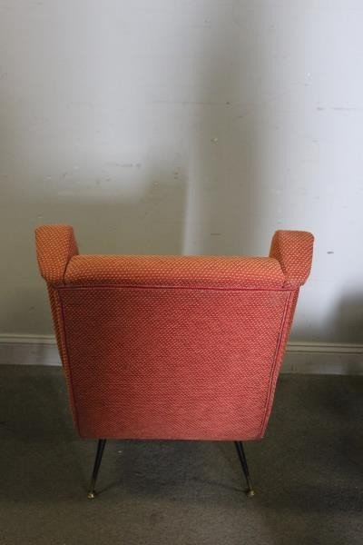 Pair of Midcentury Italian Lounge Chairs. - 3