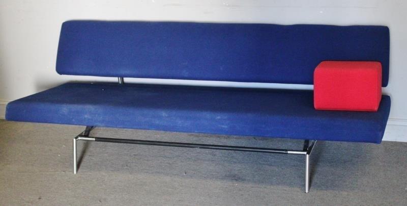 Modern Martin Visser Convertible Sofa.