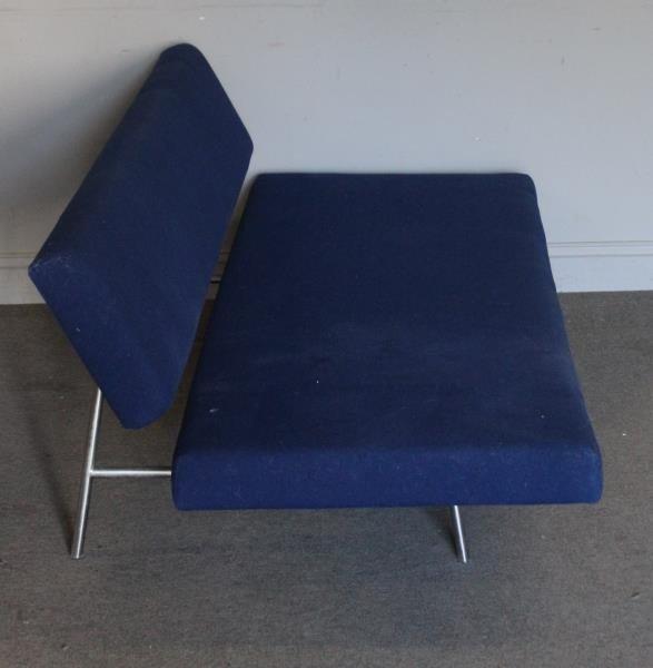 Modern Martin Visser Convertible Sofa. - 4