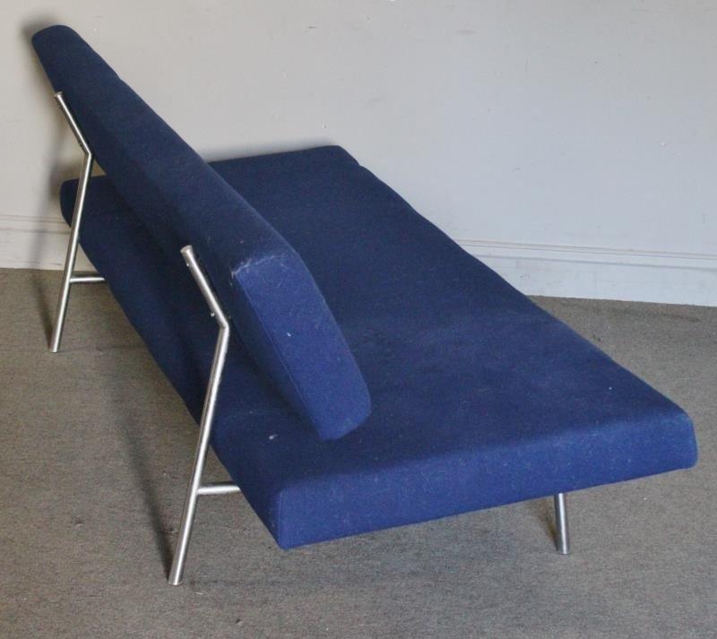 Modern Martin Visser Convertible Sofa. - 5
