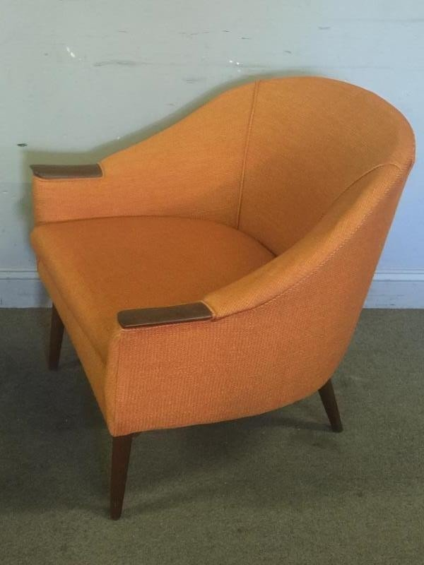 Midcentury Danish ? Sofa and Lounge Chair Set. - 3