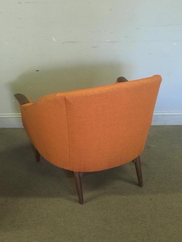 Midcentury Danish ? Sofa and Lounge Chair Set. - 4