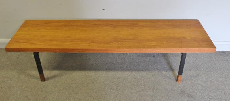 Midcentury Rosewood Johannes Asbjerg Coffee Table. - 3
