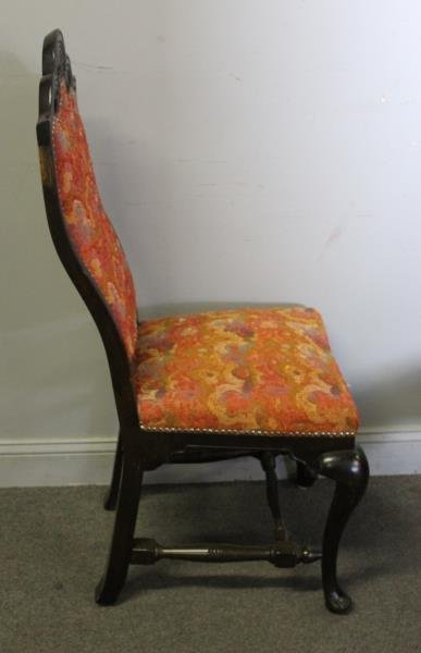 Set of 8 Dining Chairs. - 4
