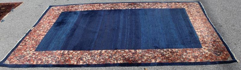 Finely Woven Handmade Carpet.