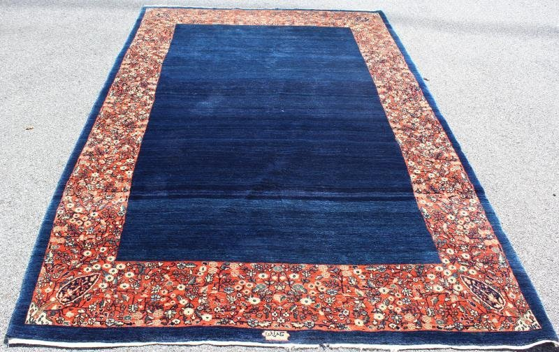 Finely Woven Handmade Carpet. - 2