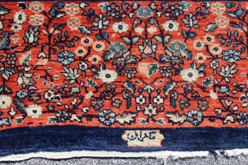 Finely Woven Handmade Carpet. - 3