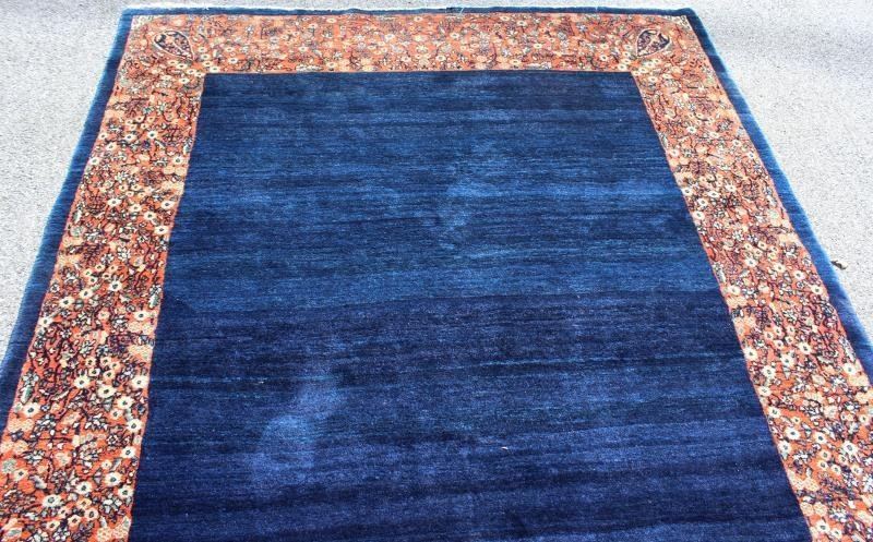Finely Woven Handmade Carpet. - 5