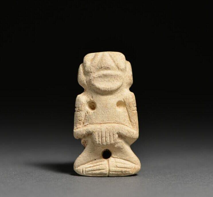 Taino culture Gudiao God Pendant
