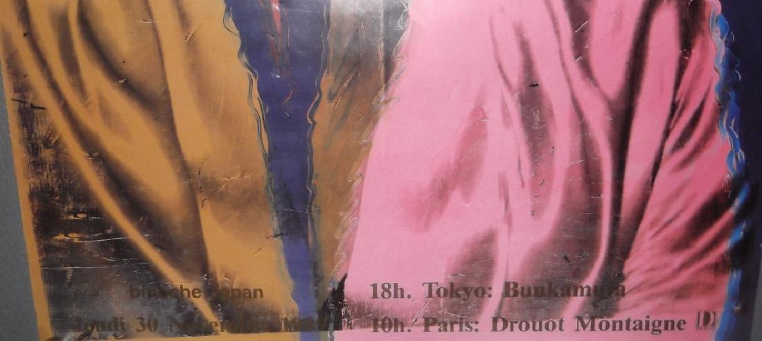1989 ANDY WARHOL LADIES AND GENTLEMEN POSTER - 2