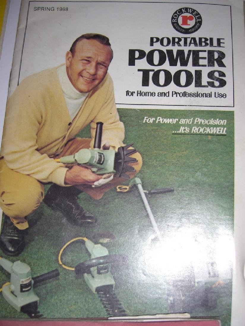 41 vintage tool guides, catalogs, pamphlets - 3