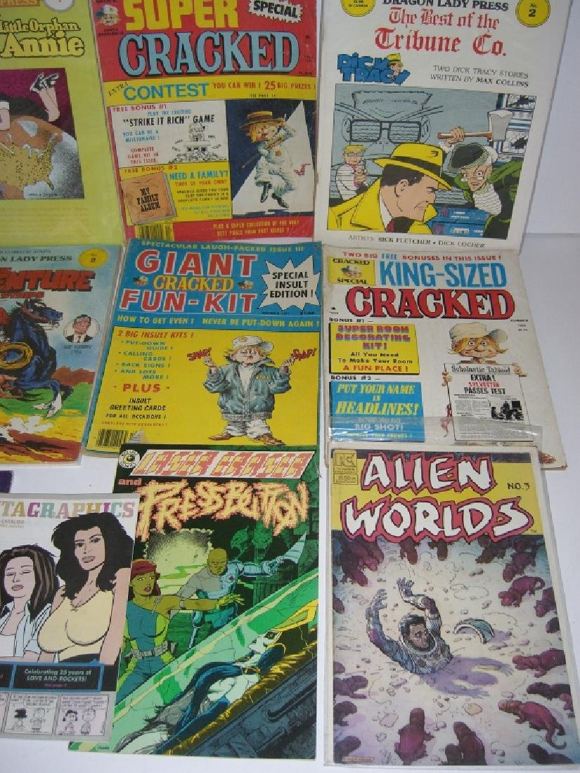 Collection of 22 vintage comic books - 4