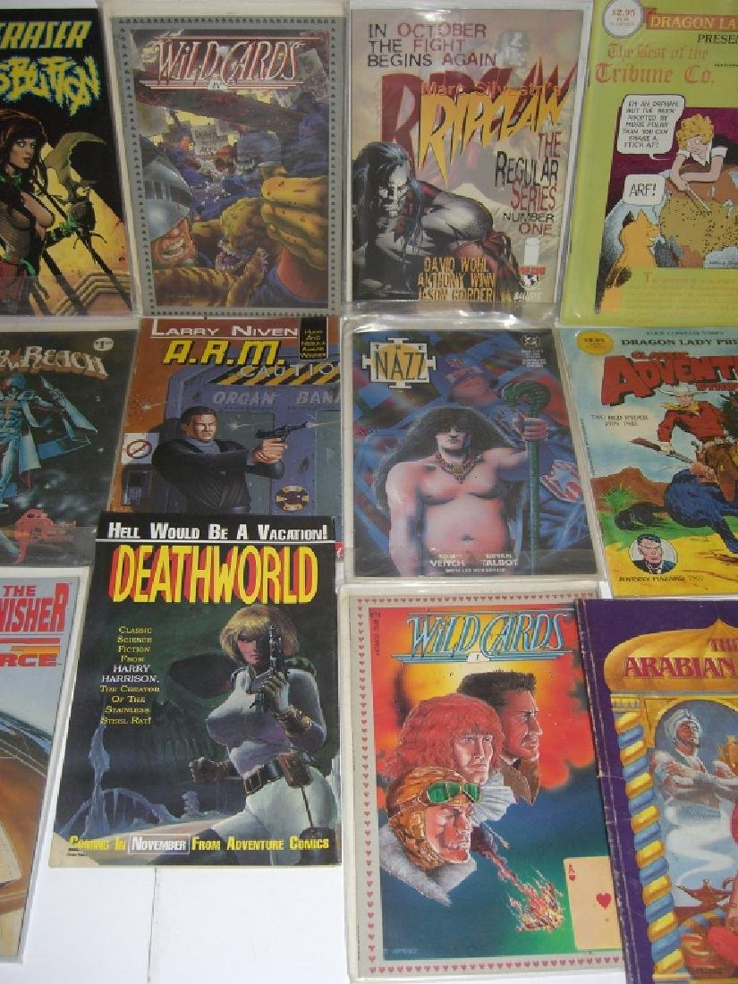 Collection of 22 vintage comic books - 6