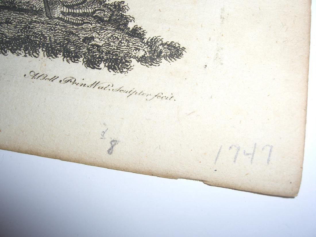14 18th/19th century lithographs/engravings - 2