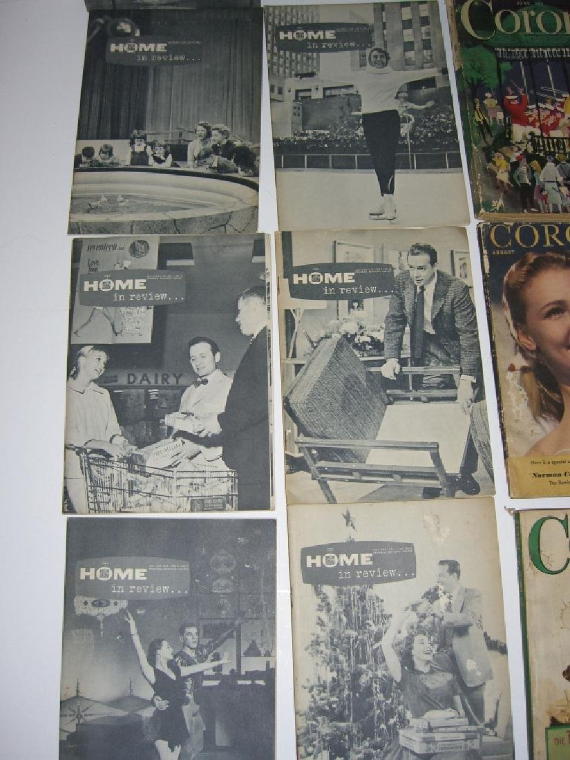 19 vintage Cornet &  Home in Review magazines - 4