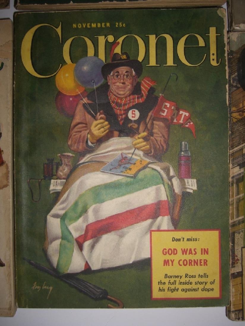19 vintage Cornet &  Home in Review magazines - 5