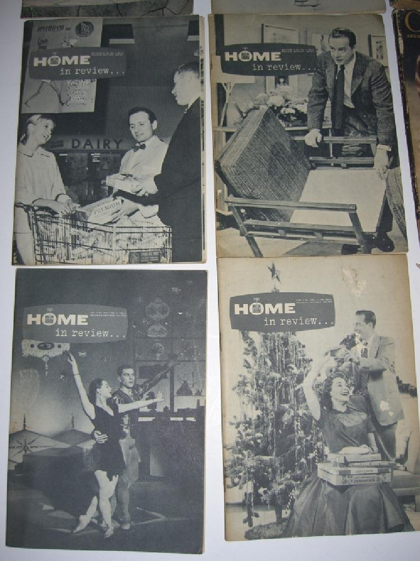 19 vintage Cornet &  Home in Review magazines - 7