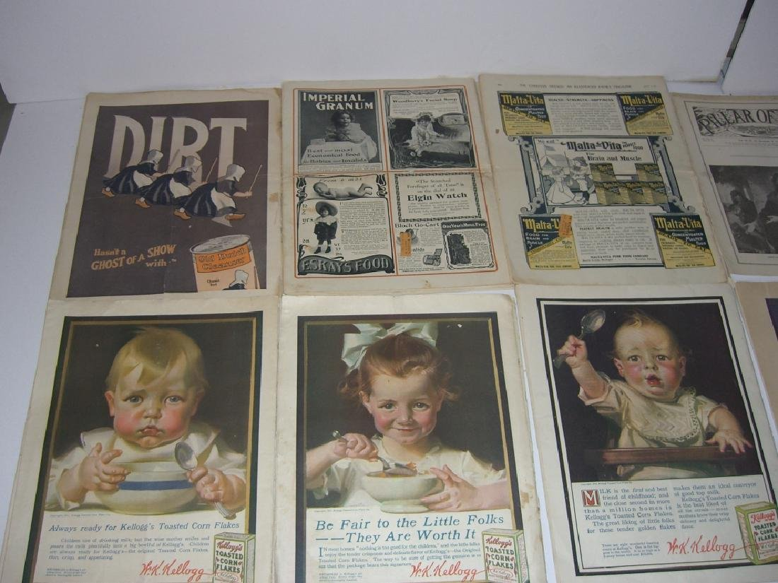 Collection of 64 vintage magazines, newspapers - 9