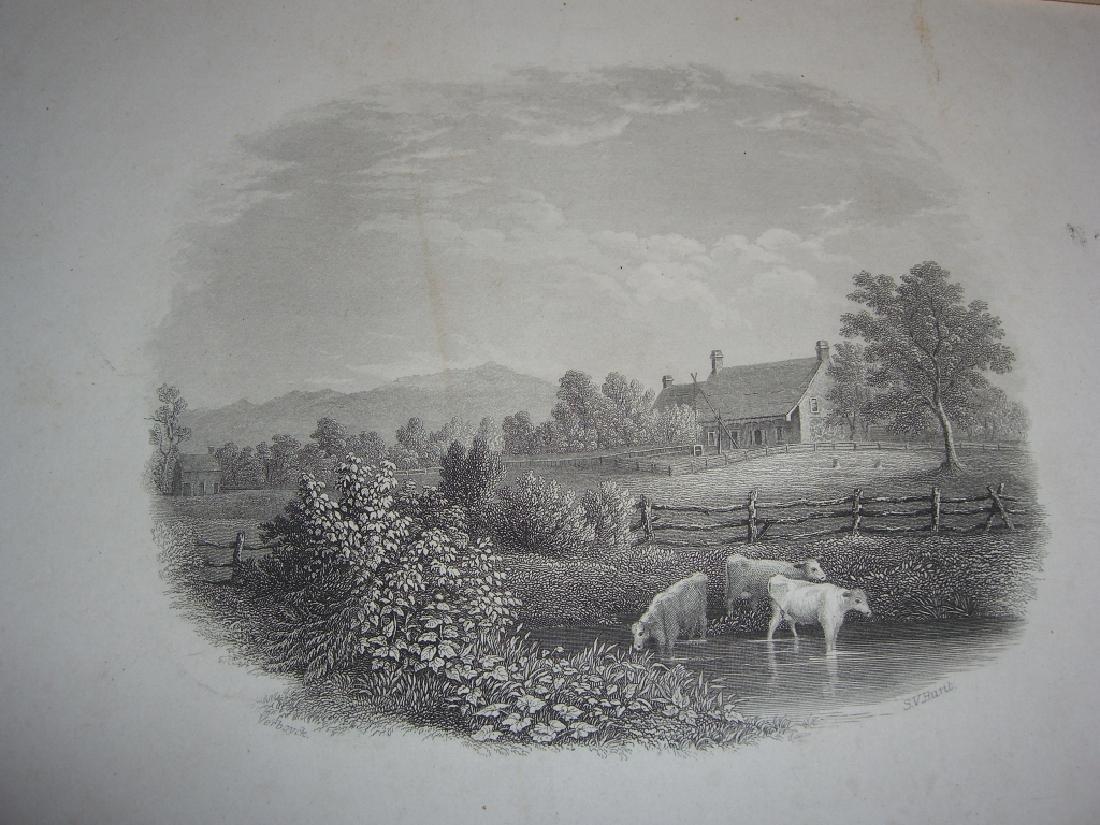 16 18th/19th century engravings/etchings - 10