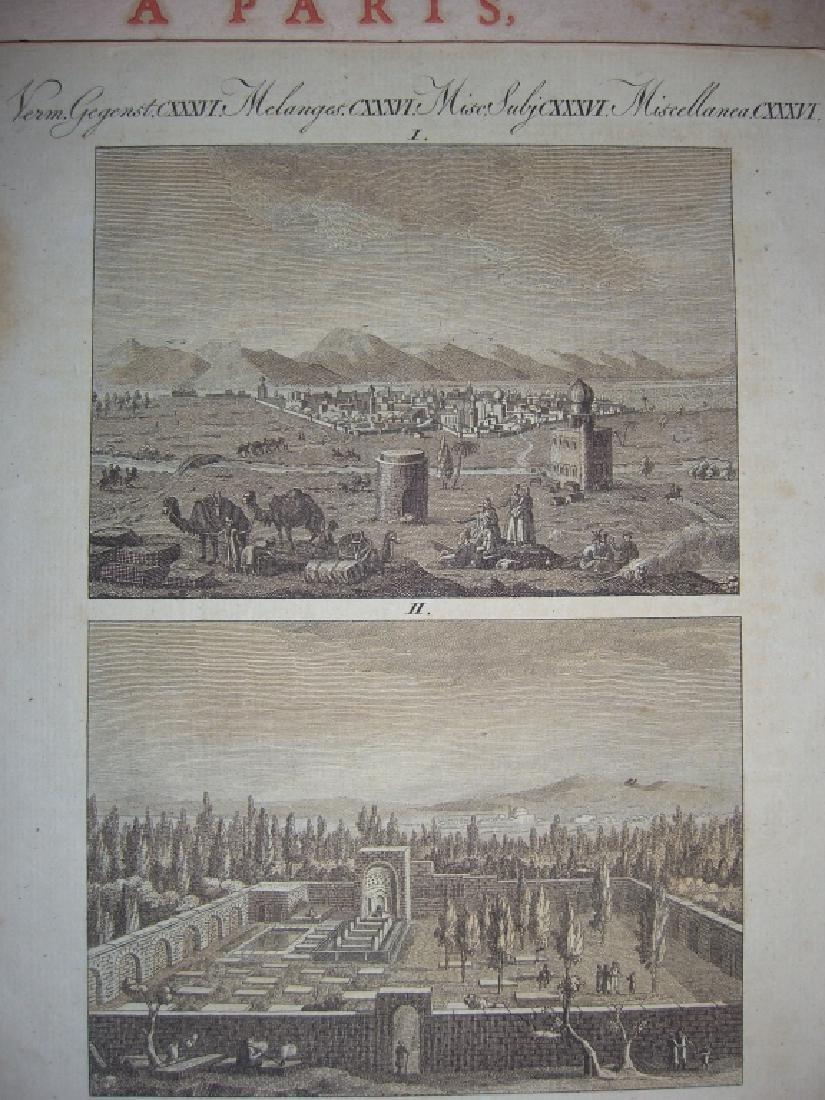 16 18th/19th century engravings/etchings - 2