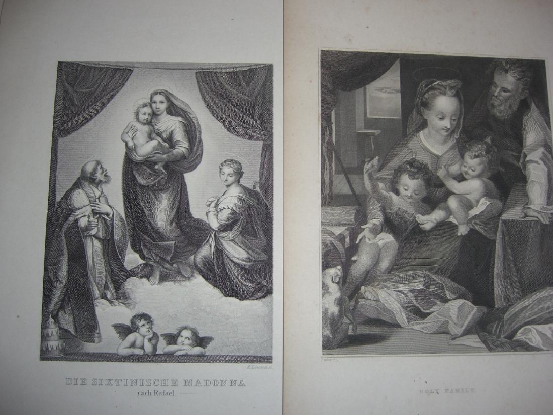 16 18th/19th century engravings/etchings - 4