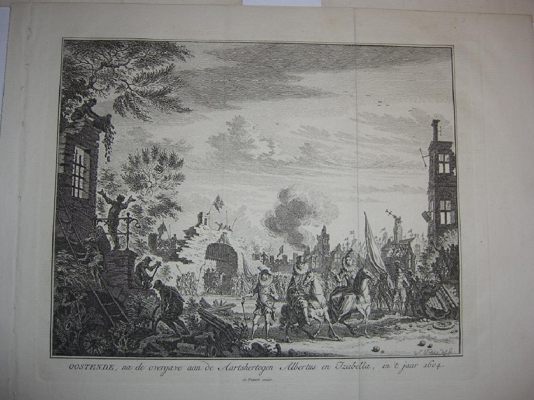 7 18th century engravings/etchings - 8