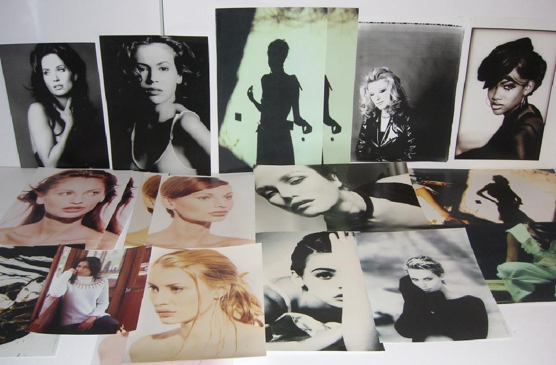 33 vintage  women model fashion prints