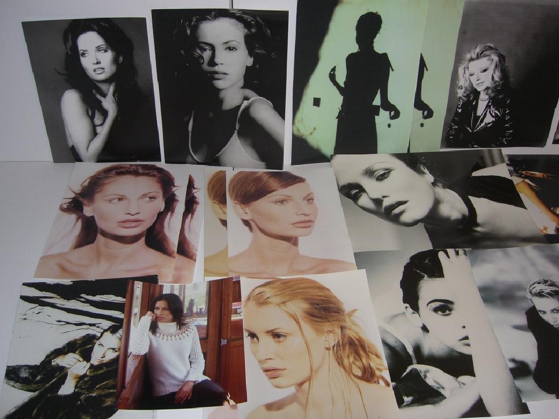33 vintage  women model fashion prints - 2