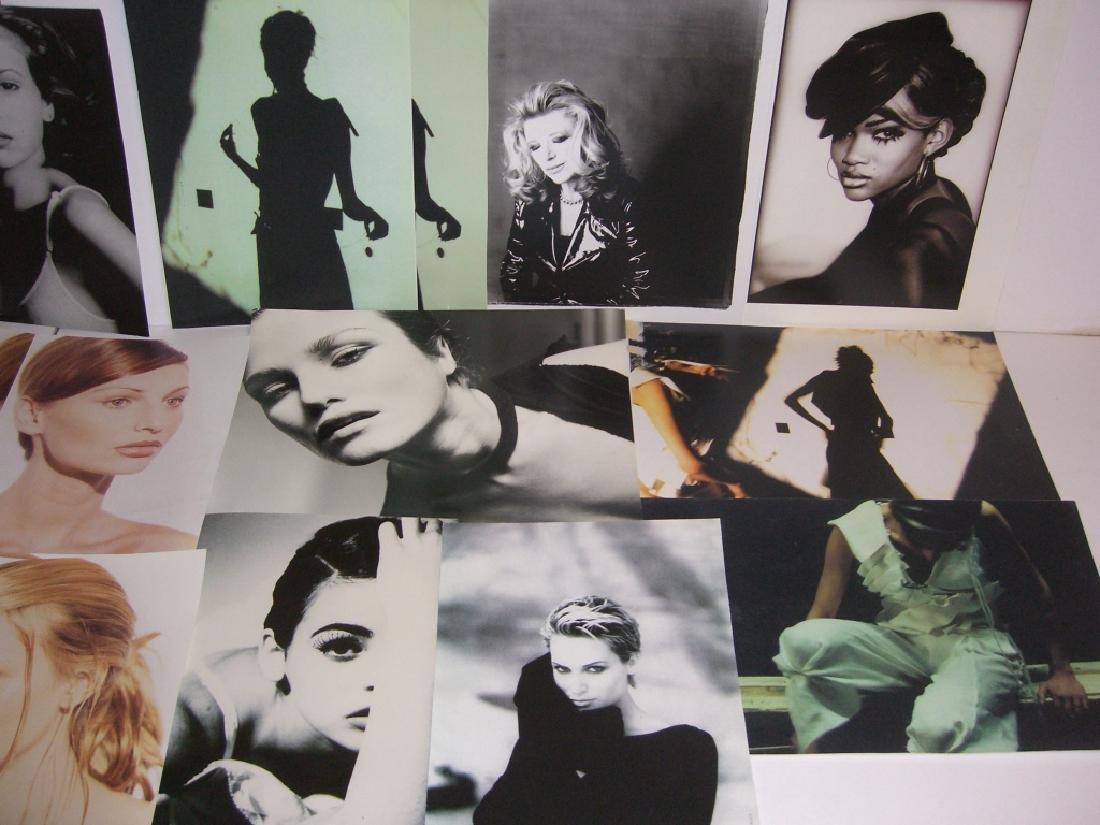 33 vintage  women model fashion prints - 3